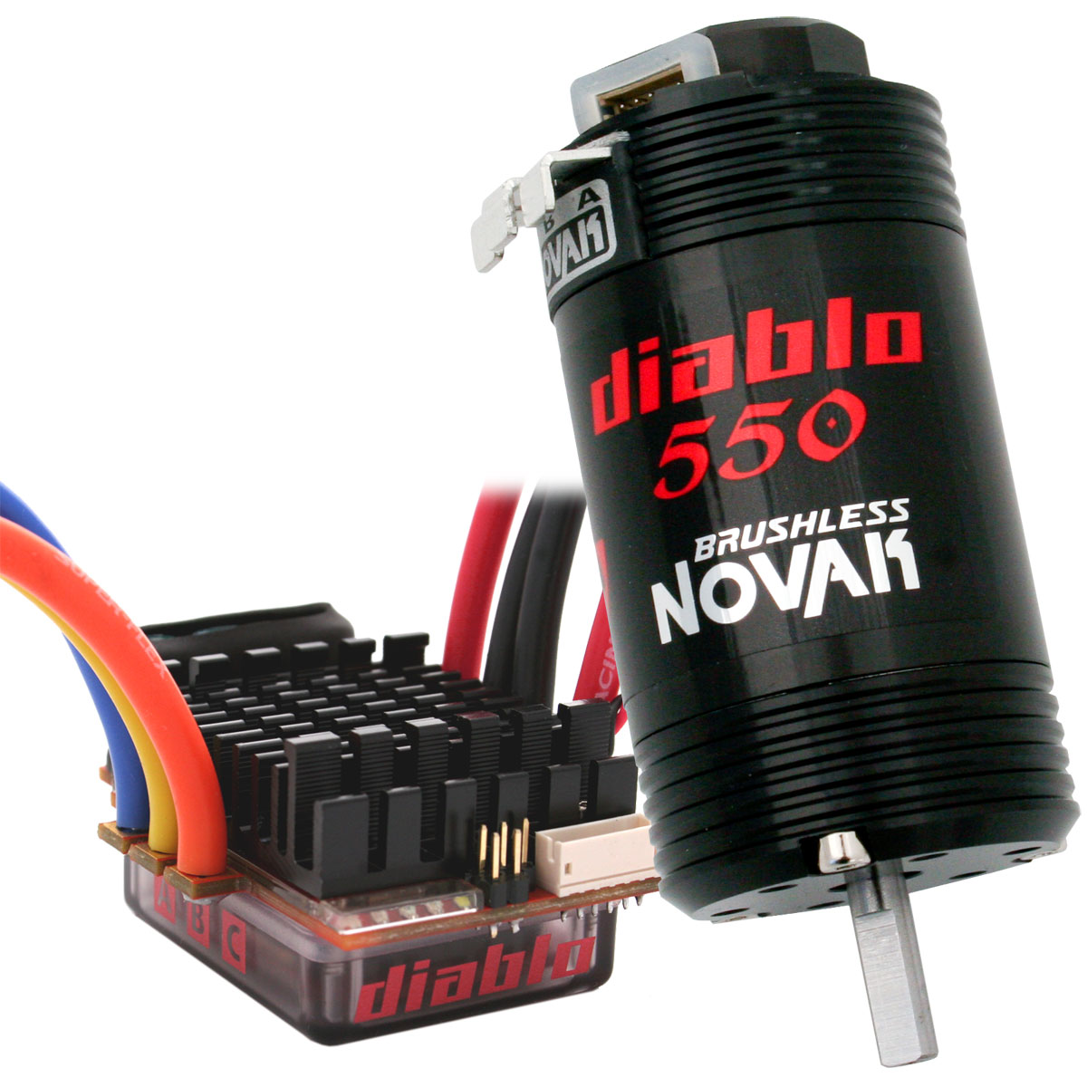 Brushless Motors Sensored Vs Sensorless Rc Truck Stop Single Motor Esc How To Wire Twin There