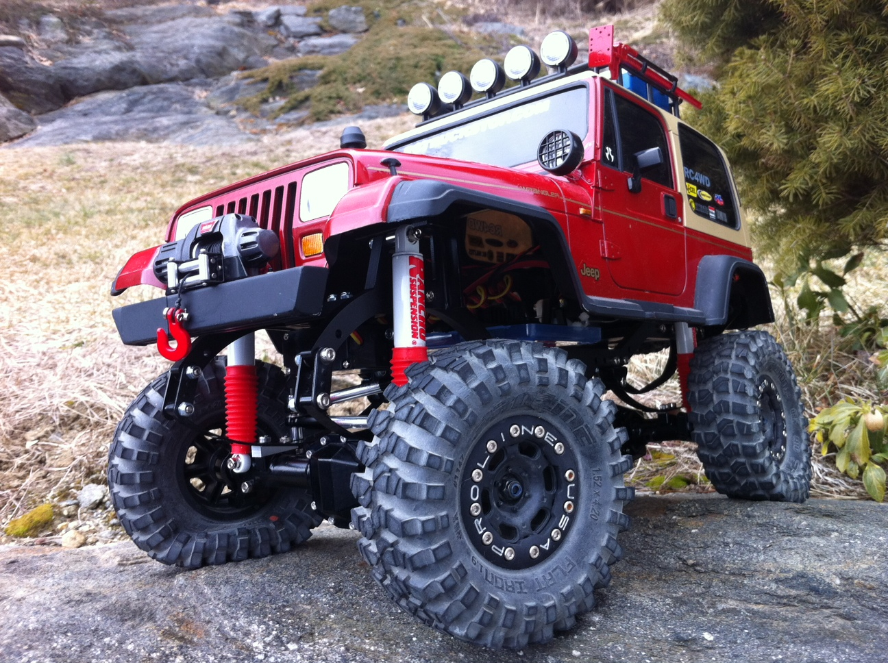 Rc Truck Stop Short Course Scale Rigs Monster Trucks Rock Crawlers Truggies More