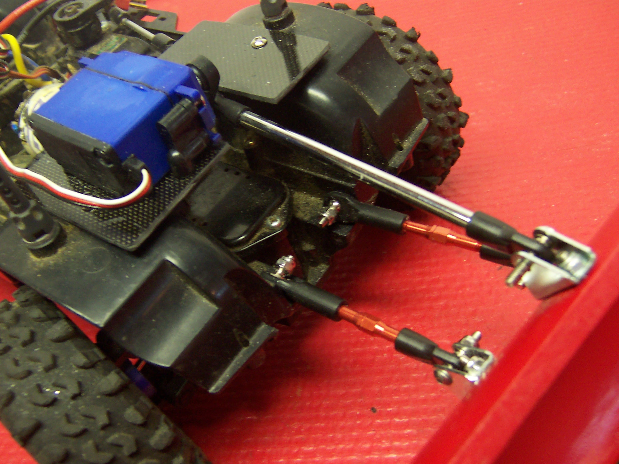 Build a scale plow rc truck stop the solutioingenieria Gallery