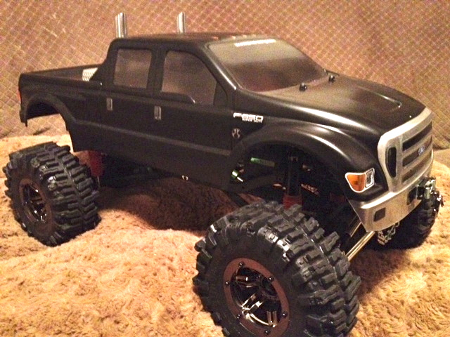 truck of the week 2 26 2012 axial scx10   rc truck stop
