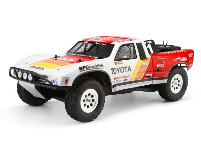 The 1997 Toyota Tacoma Ivan Ironman Trophy Truck Only Painted With A Wet Bath Mat And Sears Best Latex Instead Of Air Brushes Clearcoat