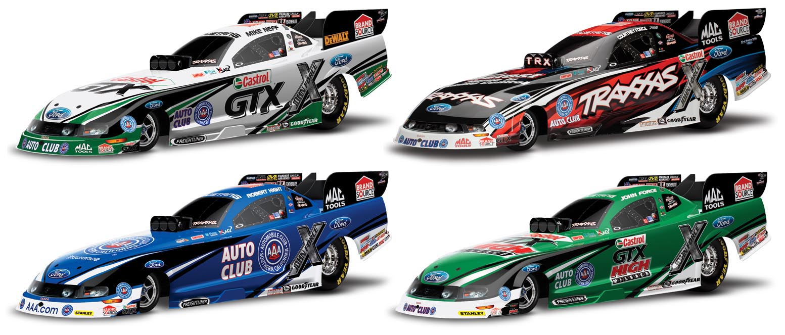 Traxxas Funny Car Race Replica (and Drag Racing Timing System) - RC ...