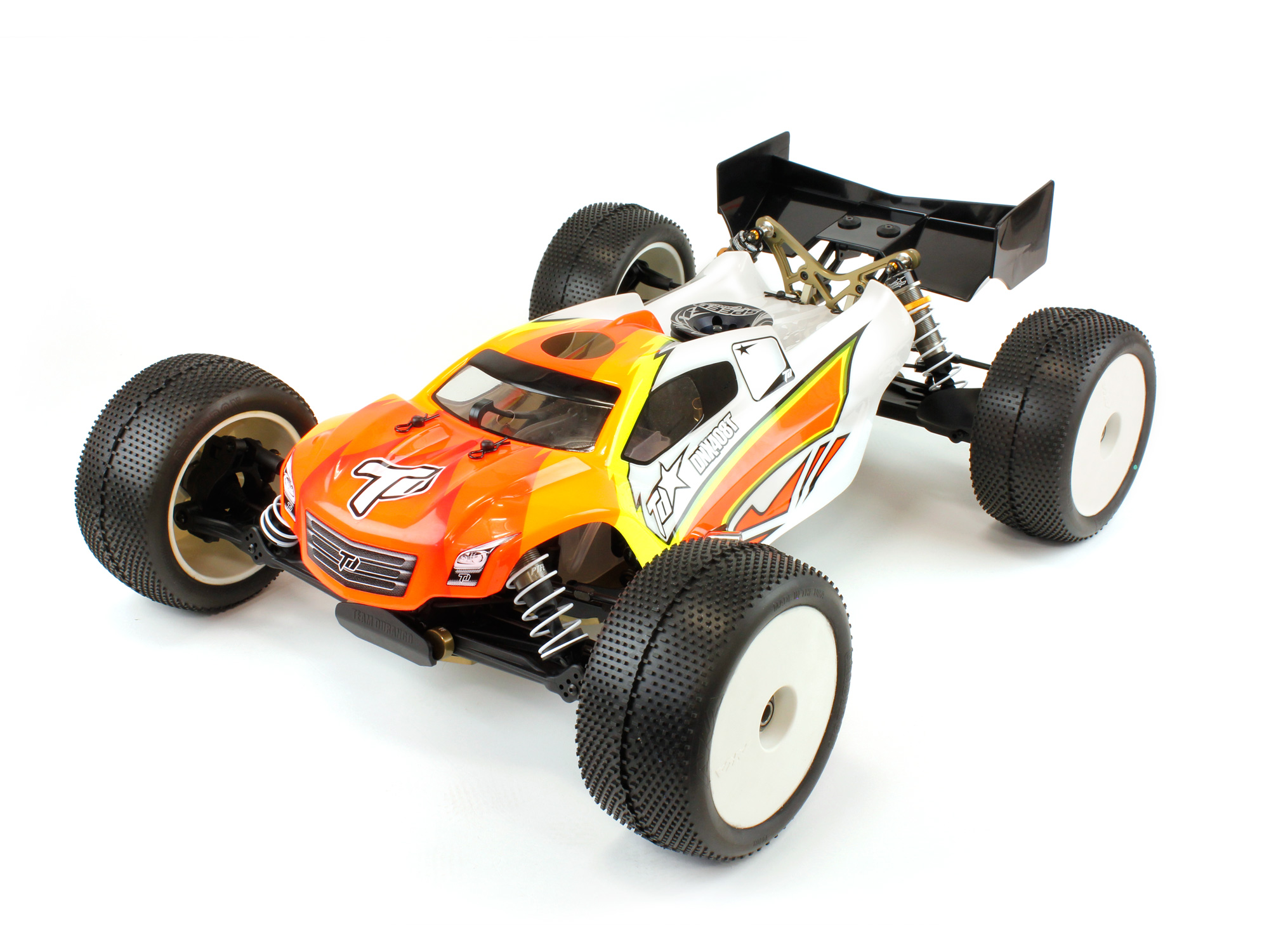high end rc trucks with Durango Dnx408t 18 Scale Truggy on SeaSerpent besides 700hp 1967 Ford Mustang Custom By 360 Fabrication besides Product product id 430 also 196146 Clodbuster Learning How Modify together with 1973 Plymouth Barracuda Hemi Restomod.