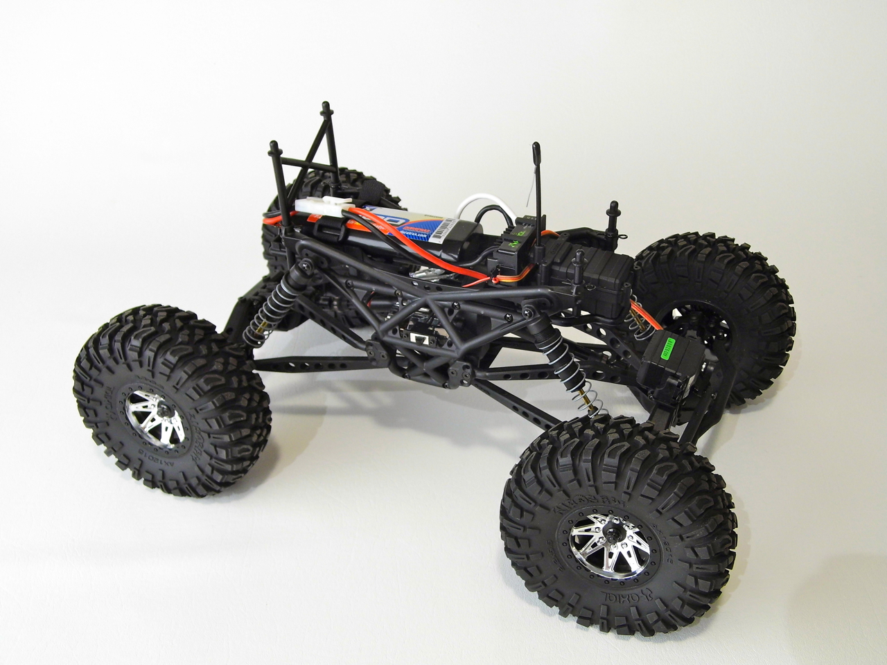 Axial Ax10 Ridgecrest Rtr Review Rc Truck Stop
