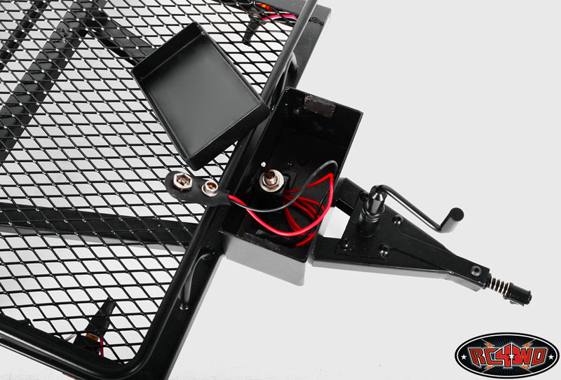 how to set gear mesh on an rc car