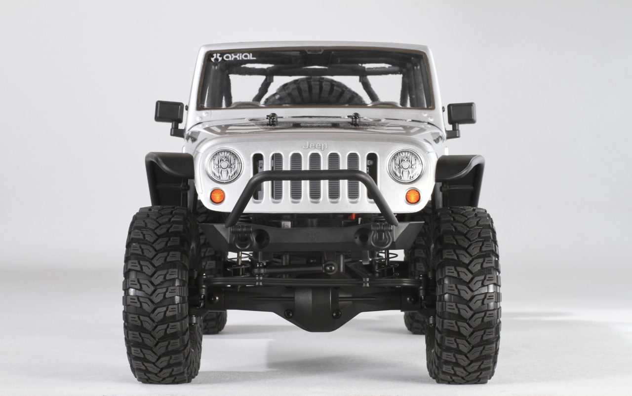 Axial Jeep Wrangler Rubicon : Axial jeep wrangler unlimited rubicon