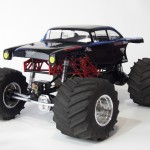Modern Monster Truck Project (AKA The Clod Killer)