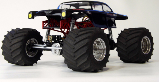 Modern Monster Truck Project Aka The Clod Killer Rc Truck Stop