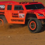 Robby Gordon Takes His Trophy Truck to a Skatepark