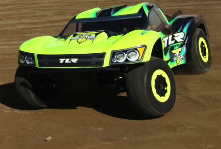 The all new LOSI Ten-scte 2.0....YUM YUM!!! Tlropener