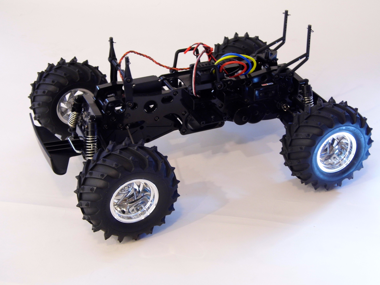 Tamiya Mud Blaster Ii Review Rc Truck Stop