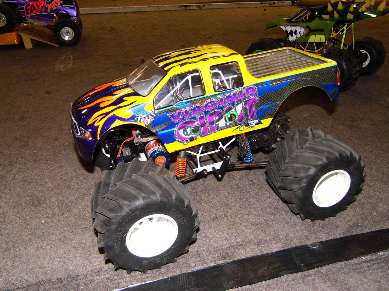 rc monster jam trucks for sale with Radio Control Monster Truck Challenge Winter Wars 1 2013 Rc Madness on  furthermore P578919 besides Hot Wheels Basic Cars Assorted also 250680938329 moreover O Motto Remix Prod By T Minus Explicit.