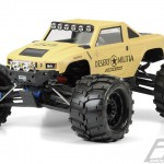 Pro-Line Desert Militia Body for Revo 3.3 and Similar