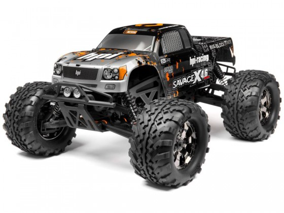 hpi savage x 4 6 updated for 2013 rc truck stop. Black Bedroom Furniture Sets. Home Design Ideas