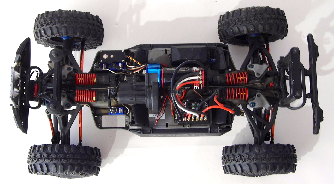 summit lt chassis overhead project traxxas summit lt scale conversion rc truck stop traxxas summit wiring diagram at soozxer.org