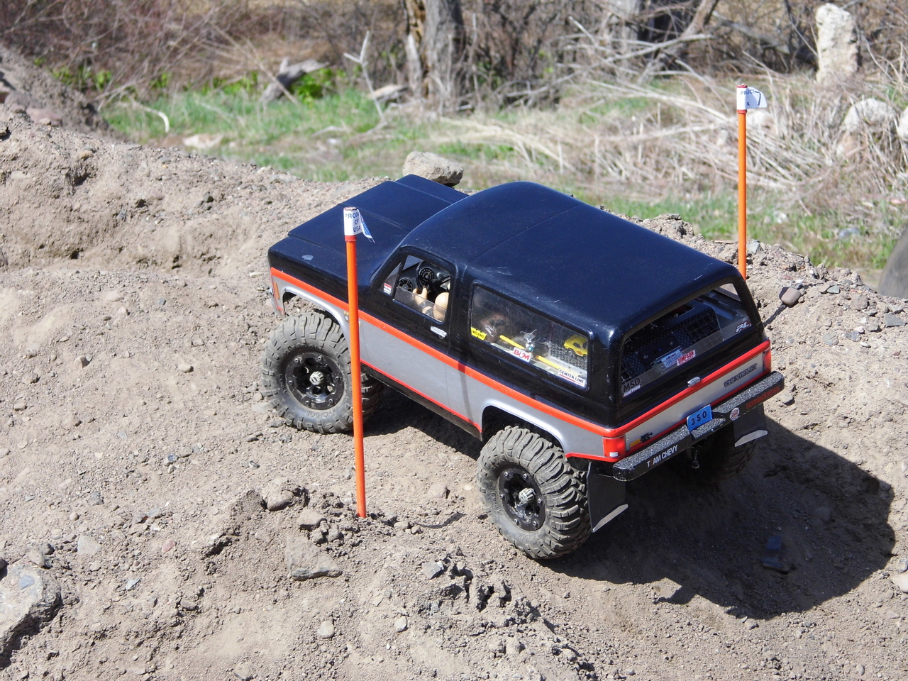 rc toy truck with What Is Scale Rc Scale  P Crawling And Rules on What Is Scale Rc Scale  p Crawling And Rules likewise 28c 2056a Hummer H2 10 Green likewise Kyosho Red Bull Edge 540 Ep Arf 356 P besides New Bright Hummer H3 6 Volt RC Truck Review 001 also Bruder Cement Mixer.
