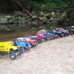 What is Scale RC? Scale Comp Crawling And Rules