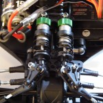 twin hammers front shocks