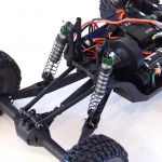 twin hammers rear suspension