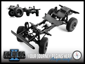 rc4wd gelande 2 Chassis