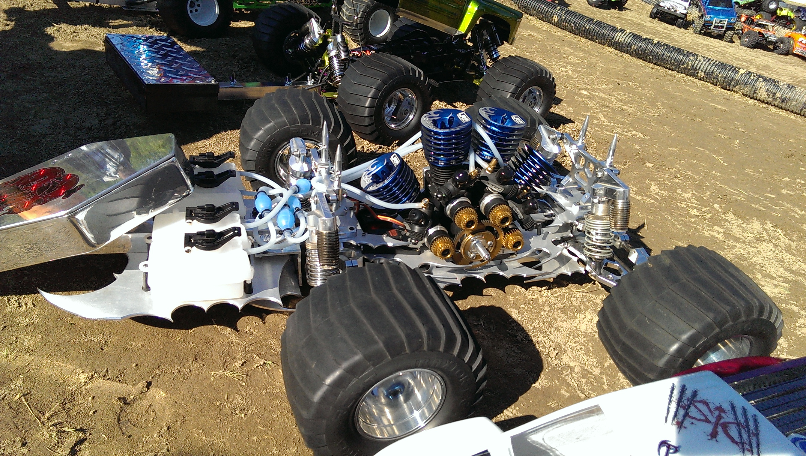 gas rc cars and trucks with 2013 No Limit Rc World Finals Race Coverage on Watch besides Watch further Best Nitro Gas Powered Rc Cars And Trucks together with Redcat as well 2752912.