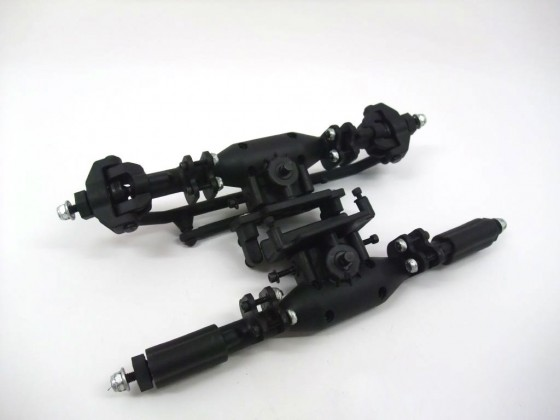 rc-recycler axles