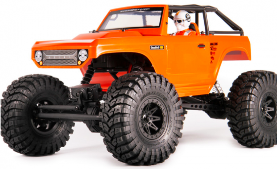 axial deadbolt ax10 bronco body