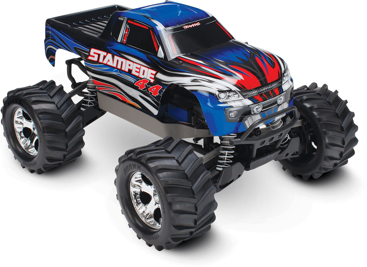 4x4 Truckss Traxxas Trucks Parts Rustler Brushed Quick Start Manual Exploded View Images Of