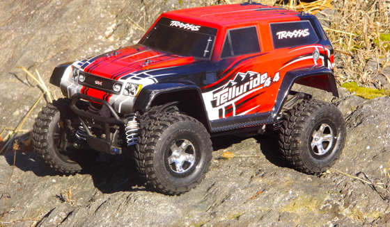 Best Rc Truck 4x4 : Traxxas telluride review rc truck stop