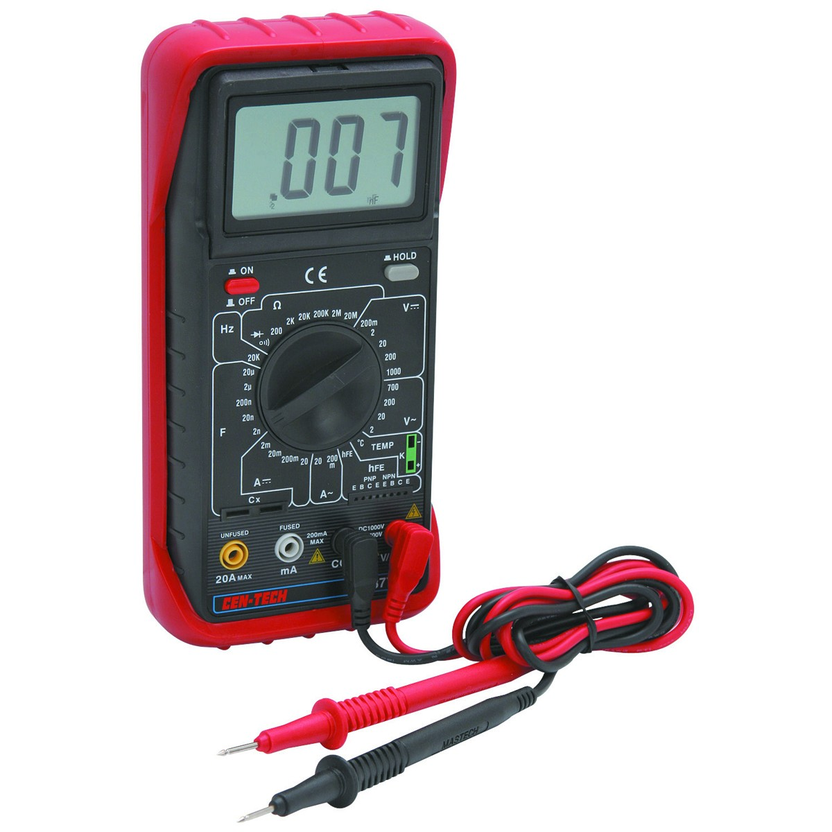 how to use multimeter tester