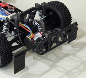 Project Split Personalty Short Course Basher And Racer - RC