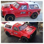 Pro-Line Racing Prototype Ford Bronco