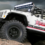 Axial Racing SCX10 2012 Jeep Wrangler Unlimited C/R Edition RTR