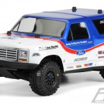 Pro-Line 1981 Ford Bronco SC Body Official Release