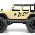 Pro-Line Jeep Wrangler Unlimited Rubicon MT Body
