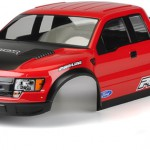 Pro-Line Ford F-150 Raptor SVT SC Body Precut and Pre-painted