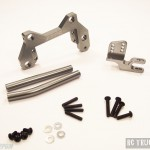 STRC Off-Axle Servo Mount Kit and Panhard for Axial Wraith Review