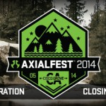 2014 Axialfest Preregistration Closing May 26