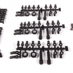 SCX10 TR Links Set -for 12″ (305 mm) Wheelbase