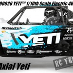 Axial Yeti RTR Rock Racer