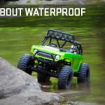 Axial Speaks on What is Waterproof