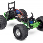 Traxxas Skully and Craniac 2WD Monster Trucks