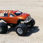 Pro-line Racing Destroyer 2.6″ Monster Truck Tire Review