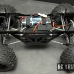 STRC Axial Wraith Monster Truck Izilla Chassis Conversion
