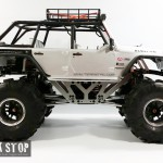 STRC CNC Machined Aluminum Lift Kit for Axial SCX10 – Review
