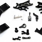 STRC Limited Edition Traxxas Slash Option Parts