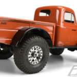 New Pro-line 1946 Dodge Power Wagon – Clear Body
