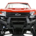 Pro-Line Racing 2019 Chevy Silverado Z71 Trail Boss Body (clear)