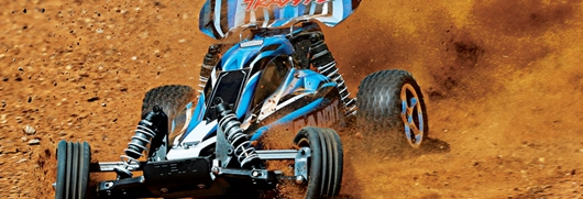 feature A New look for the Traxxas Bandit