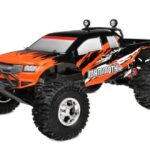 Team Corally Mammoth XP 2WD RTR Monster Truck
